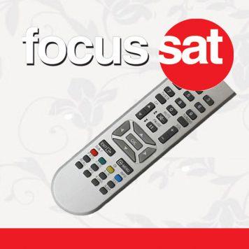 Telecomanda Focus satelit